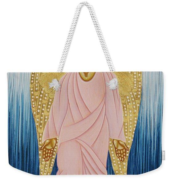 Gabriel, Angel Of Water Weekender Tote Bag