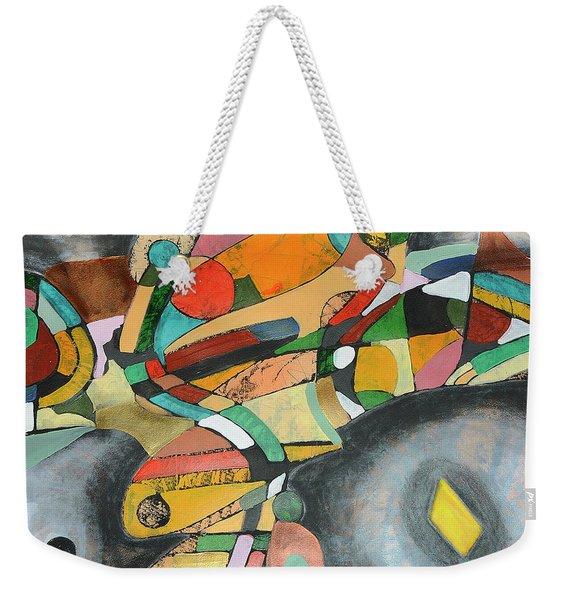 Gadget Weekender Tote Bag