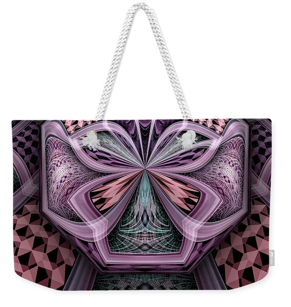Gallery 1 Cover Image Not For Sale Weekender Tote Bag