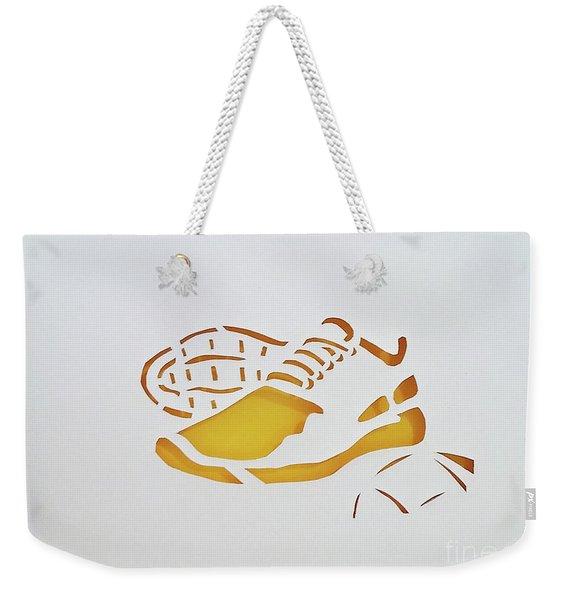 Game Time Weekender Tote Bag