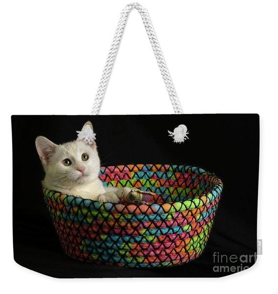Gandalf's Basket Weekender Tote Bag