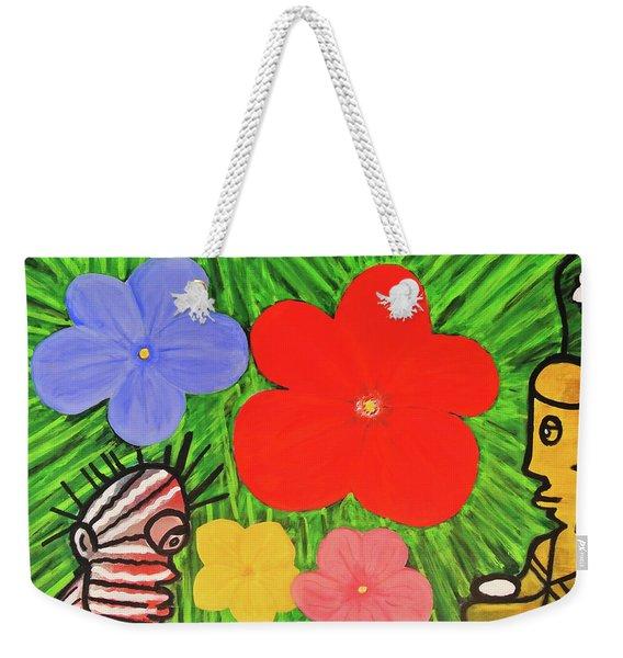 Garden Of Life Weekender Tote Bag