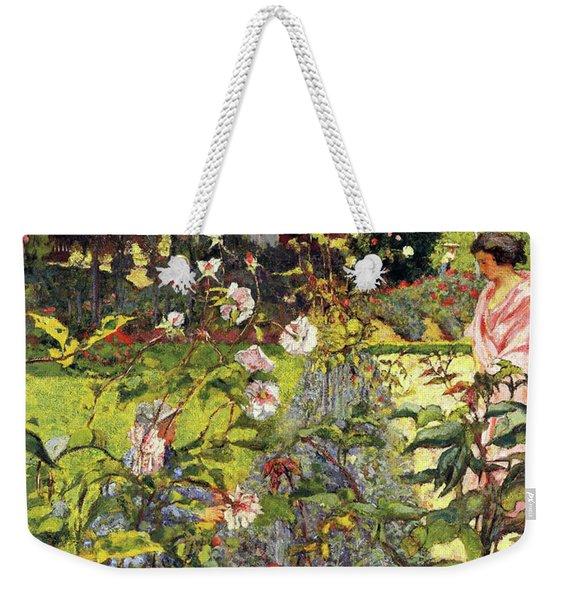 Garden Of Vaucresson - Digital Remastered Edition Weekender Tote Bag