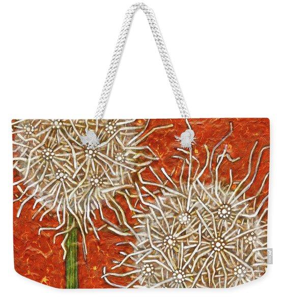 Garden Room 32 Weekender Tote Bag