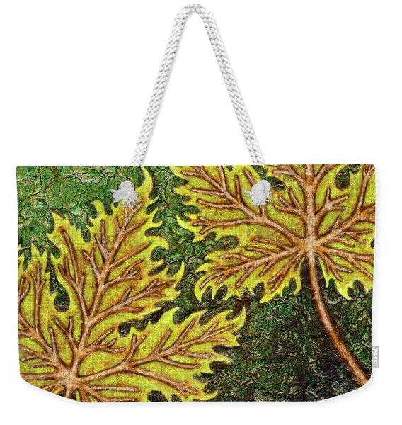 Garden Room 35 Weekender Tote Bag