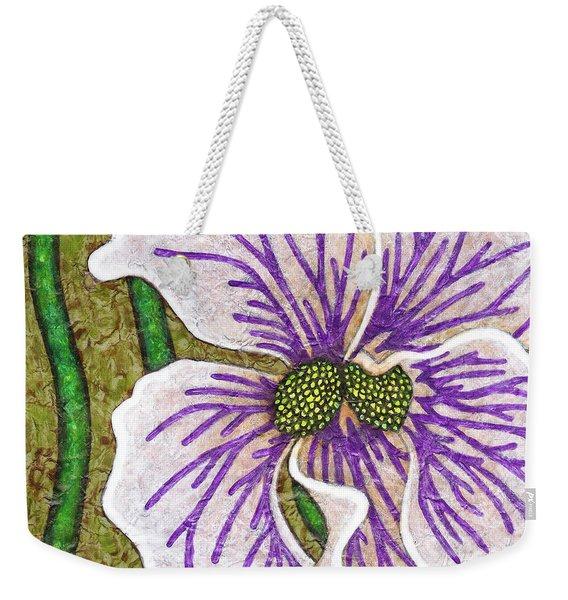Garden Room 40 Weekender Tote Bag