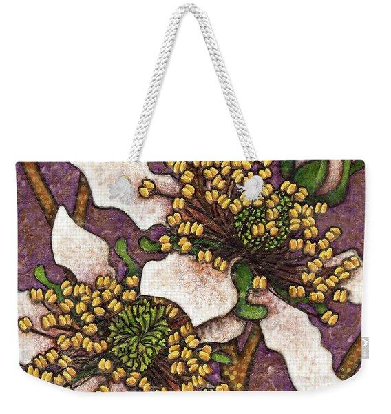 Garden Room 44 Weekender Tote Bag