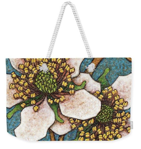 Garden Room 45 Weekender Tote Bag