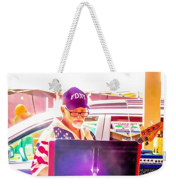 Gary English Weekender Tote Bag