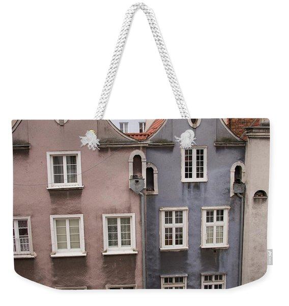 Gdansk, Poland Weekender Tote Bag