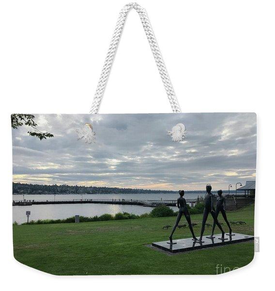 Gene Colon Memorial Beach Park Weekender Tote Bag