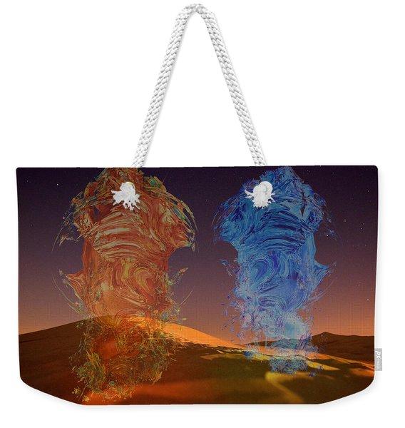 Genies Dance Weekender Tote Bag