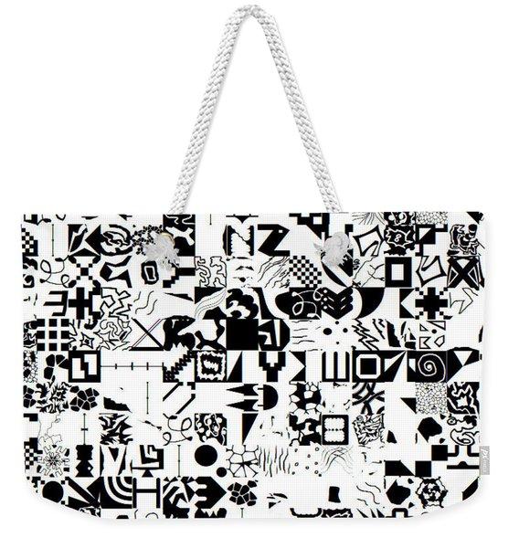 Genius1_25052019 Weekender Tote Bag
