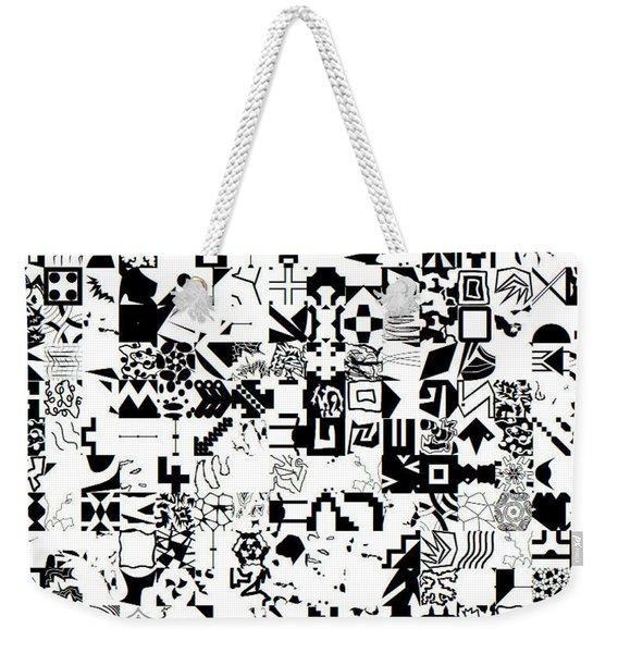 Genius2_25052019 Weekender Tote Bag