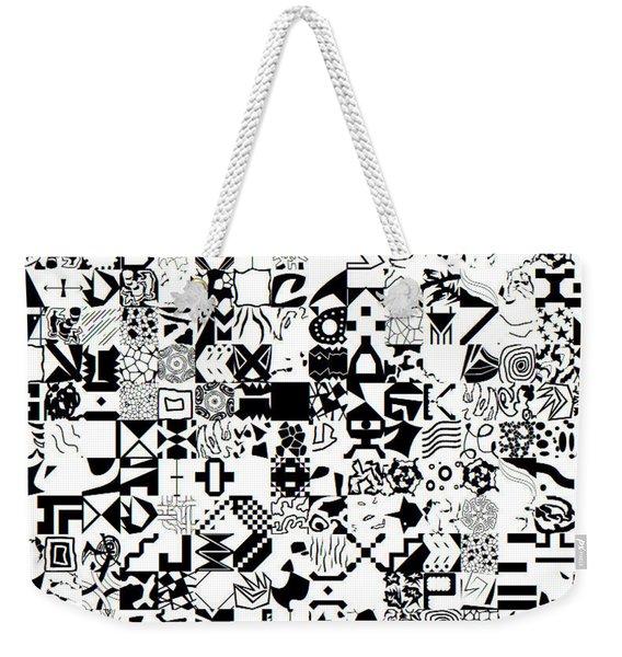 Genius3_25052019 Weekender Tote Bag