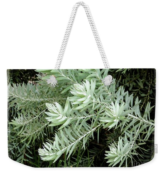 Gentle Leaves Weekender Tote Bag