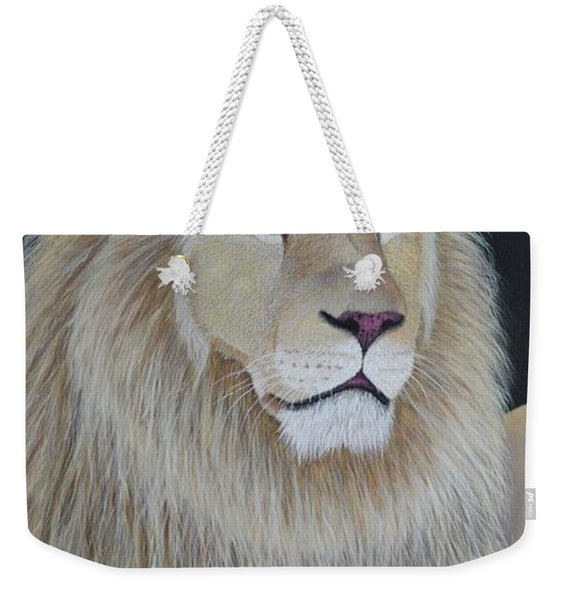 Gentle Paws Weekender Tote Bag
