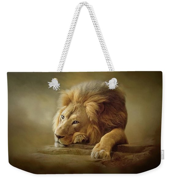 Gentle Soul Weekender Tote Bag