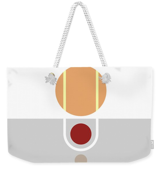 Geometric Painting 11 Weekender Tote Bag