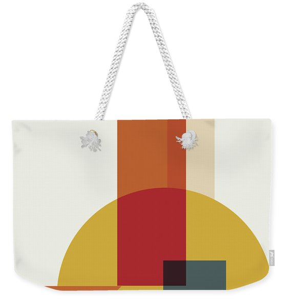 Geometric Painting 13 Weekender Tote Bag