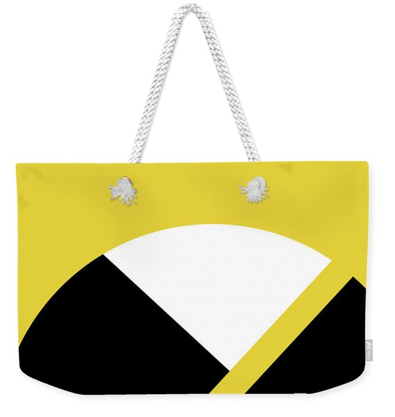 Geometric Painting 5 Weekender Tote Bag