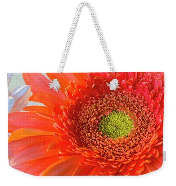 Gerbera Gorgeous  Weekender Tote Bag