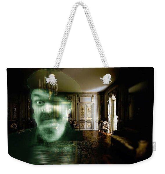 Ghost Of Dr. John Weekender Tote Bag