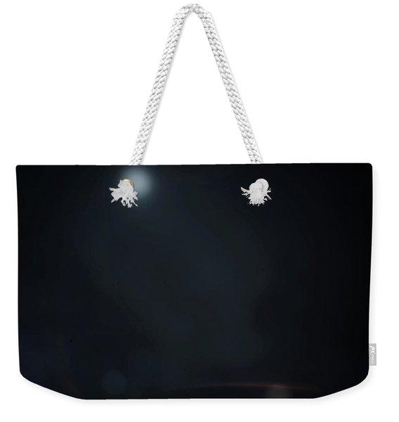 ghosts II Weekender Tote Bag