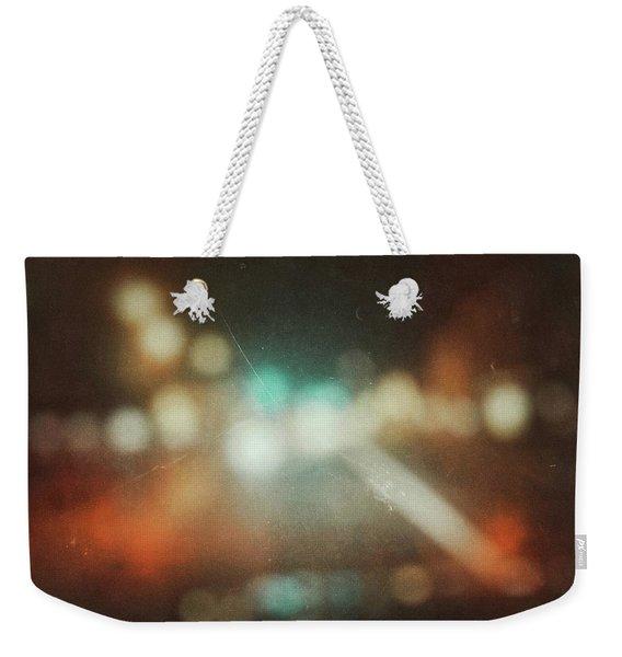 ghosts V Weekender Tote Bag