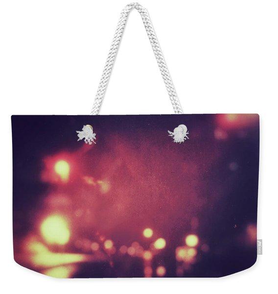ghosts VI Weekender Tote Bag