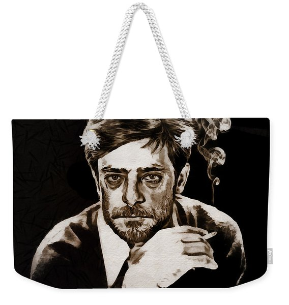 Giancarlo Giannini Collection - 1  Weekender Tote Bag