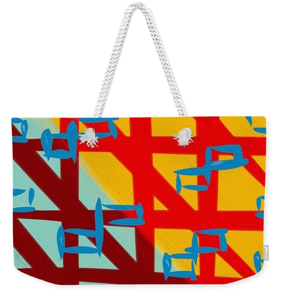 Gilipollez Number One Weekender Tote Bag