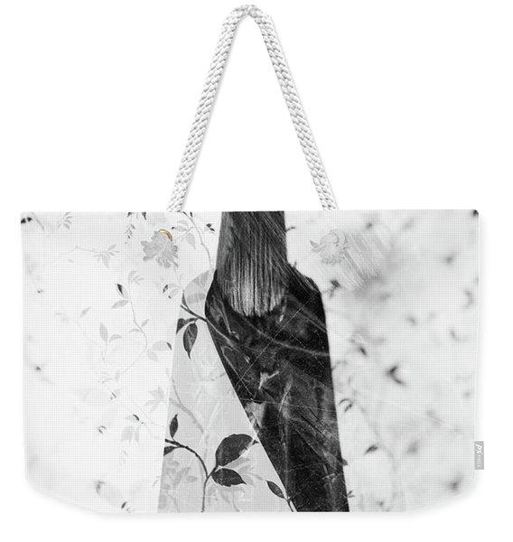 Girl #0571 Weekender Tote Bag