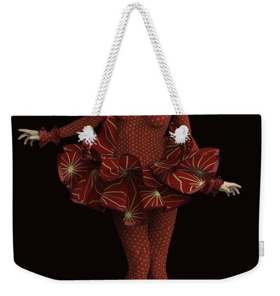 Glamor Pierrette Weekender Tote Bag