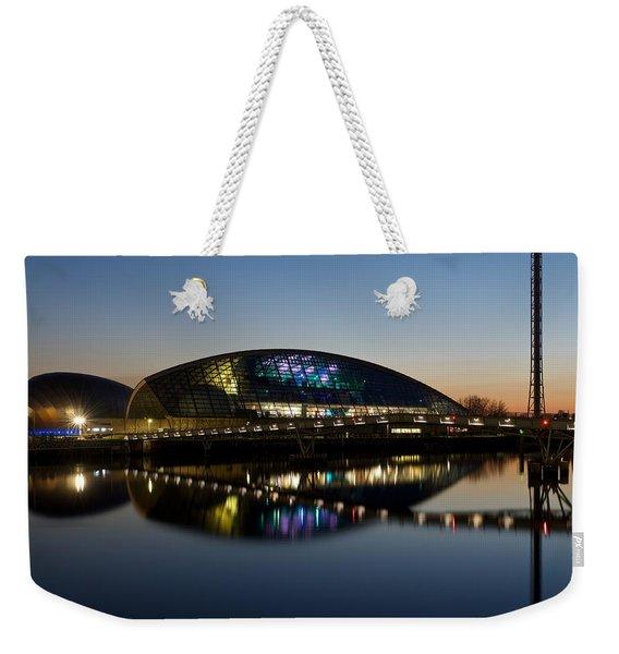 Glasgow Science Center Weekender Tote Bag