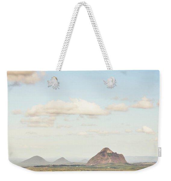 Glass House Minimalism Weekender Tote Bag