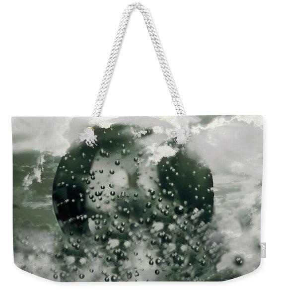 Global Warming Weekender Tote Bag