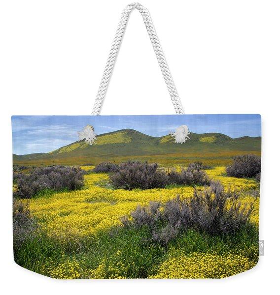 Glorious Color Weekender Tote Bag