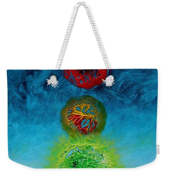 Go Weekender Tote Bag