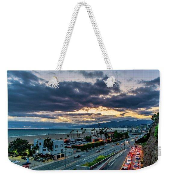 Go On Green Weekender Tote Bag