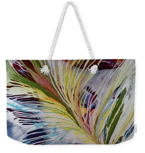 God Gives Us Roots And Wings Weekender Tote Bag