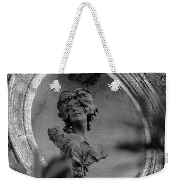 Goddess Unknown Weekender Tote Bag