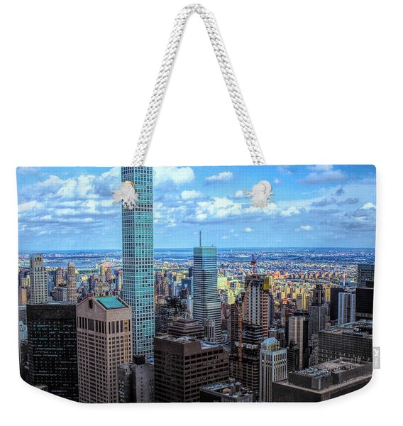 Going Out Of Sight Weekender Tote Bag