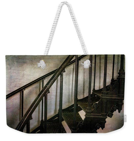 Going Up Weekender Tote Bag