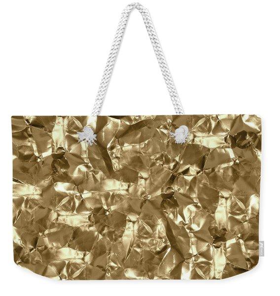 Gold Best Gift  Weekender Tote Bag