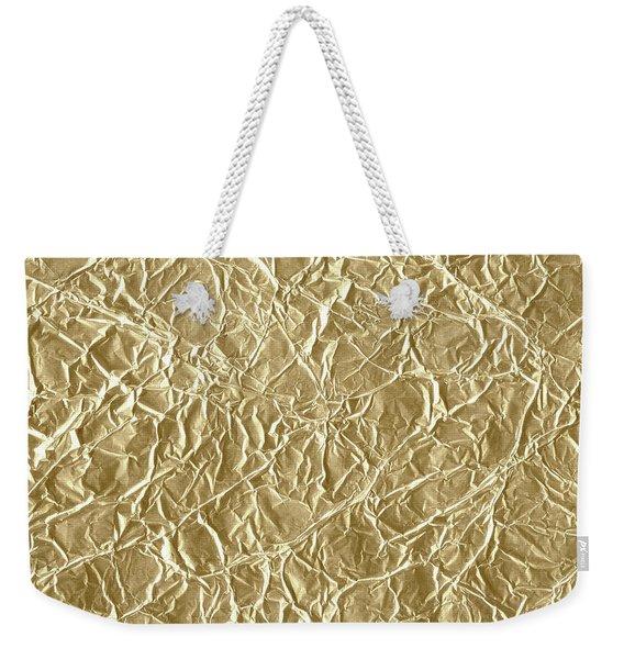 Gold Cute Gift Weekender Tote Bag