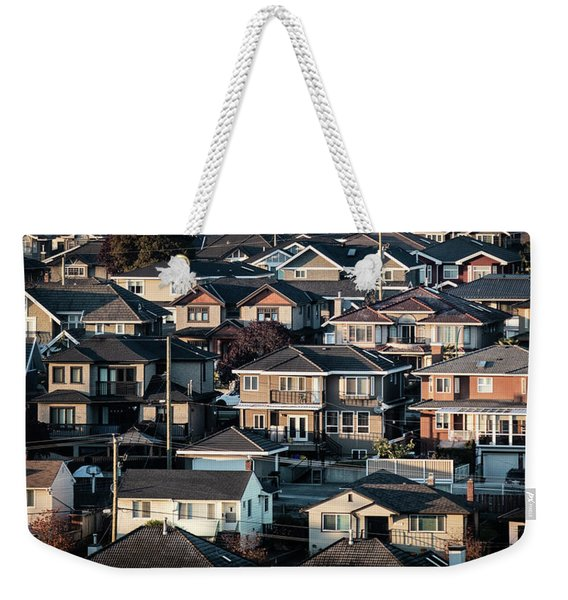 Golde Hour At Home Weekender Tote Bag
