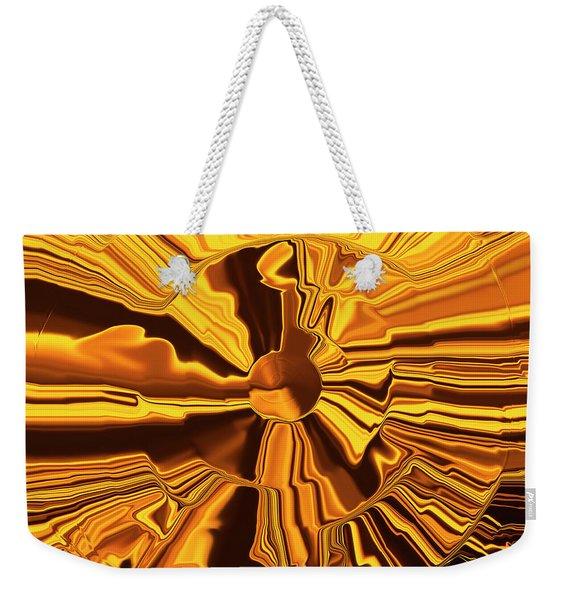 Golden Circle Weekender Tote Bag