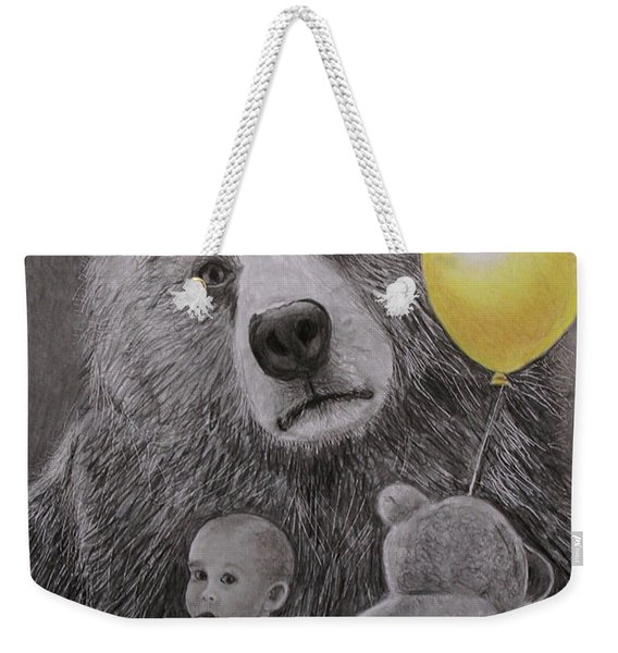 Goldilocks And The Three Bears Weekender Tote Bag