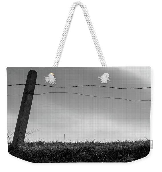 Staking Claims Weekender Tote Bag